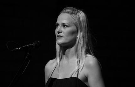 Vinneren av De Unges Lindemanpris, Mari Eriksmoen.
