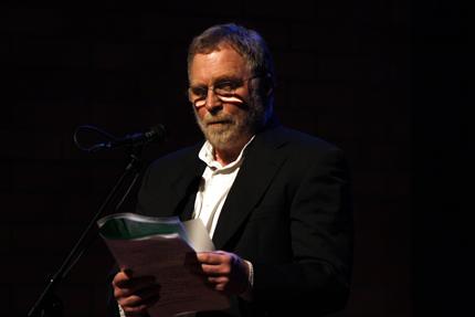 Olav Anton Thommessen var konferansier under prisutdelingen.