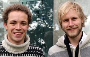 Saksofonisten Espen Reinertsen og trompetisten Eivind Nordset Lønning får De Unges Lindemanpris for 2010.