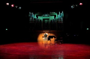 Orgelet i Lindemansalen