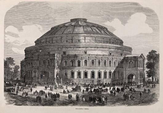 Royal Albert Hall 1871