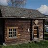 Andris Vangs stue, Valdres Folkemuseum. Foto: John Erling Blad
