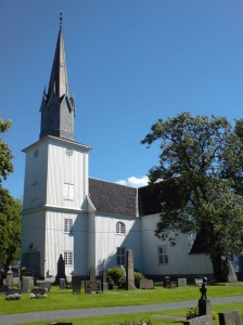 Sandar kirke, Sandefjord