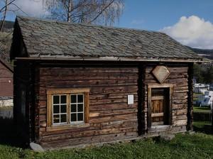 Andris Vang-støga, Valdres Folkemuseum