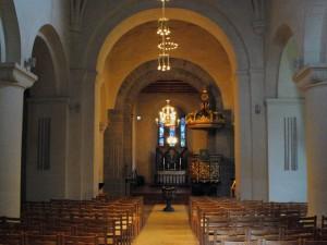 Nikolaikirken, Søsterkirkene på Hadeland