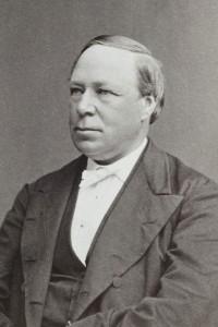 Just Riddervold Lindeman (1822–1894)