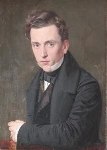 Henrik Rung (1807–71), malt av W. Marstrand
