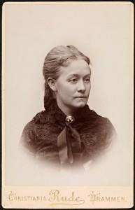 Agathe Backer Grøndal
