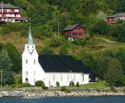 Vereide kyrkje
