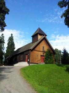Skoklefall kirke, Nesodden
