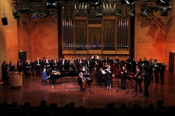 Fødeslesdagsfest med prisutdeling på Norges Musikkhøgskole 2012